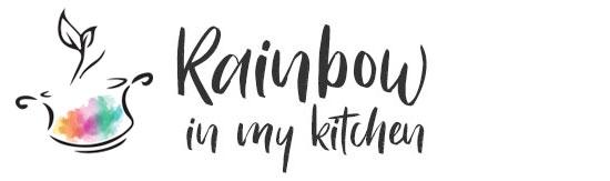 Rainbow in My Kitchen